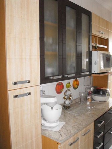 ref.: 2104 - apartamento em praia grande, no bairro guilhermina - 2 dormitórios