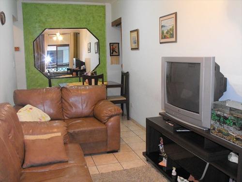 ref.: 2114 - apartamento em praia grande, no bairro guilhermina - 2 dormitórios