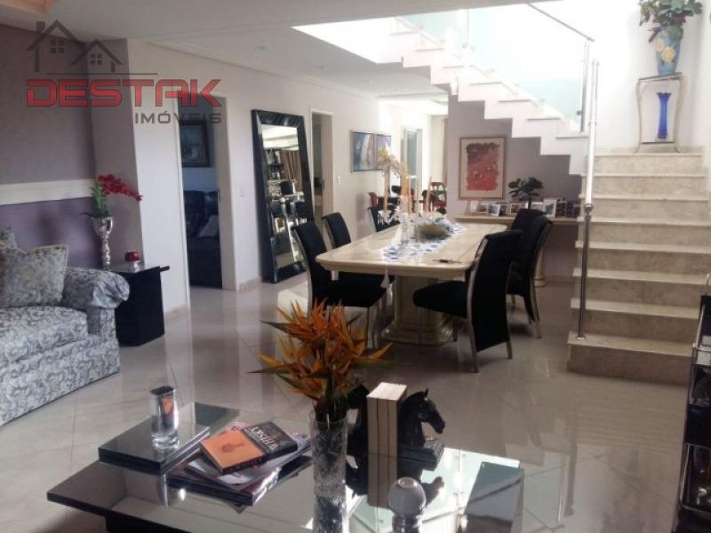 ref.: 2115 - casa condomínio em jundiaí para venda - v2115