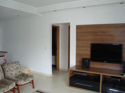 ref.: 211500 - apartamento em santos, no bairro aparecida - 2 dormitórios
