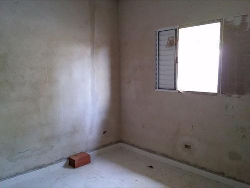 ref.: 211600 - casa em itanhaem, no bairro vila loty - 2 dormitórios