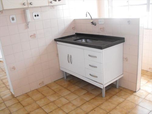 ref.: 2118 - apartamento em praia grande, no bairro guilhermina - 1 dormitórios