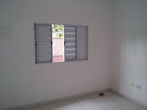 ref.: 211800 - casa em itanhaem, no bairro praia mar - 2 dormitórios