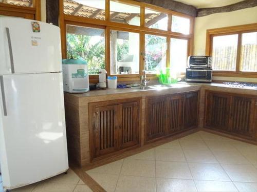 ref.: 212 - casa condomínio fechado em bertioga, no bairro guaratuba costa do sol - 4 dormitórios