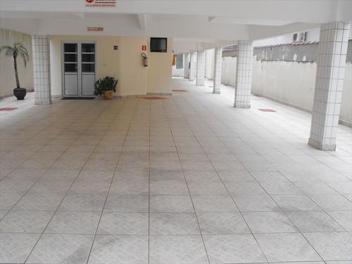 ref.: 2120 - apartamento em praia grande, no bairro guilhermina - 1 dormitórios
