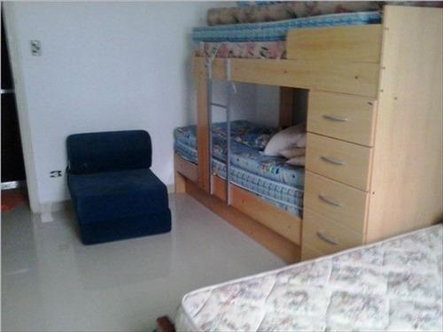 ref.: 212500 - apartamento em praia grande, no bairro vila caiçara - 1 dormitórios