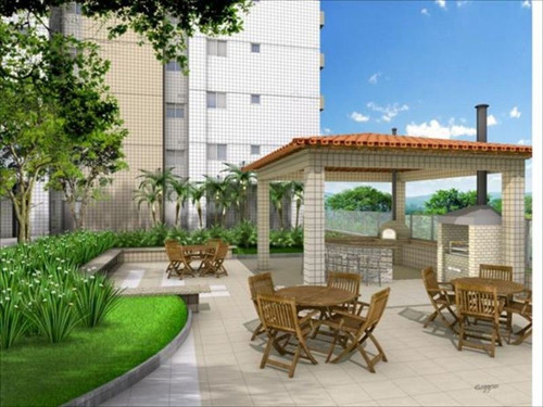 ref.: 212600 - apartamento em santos, no bairro ponta da praia - 3 dormitórios