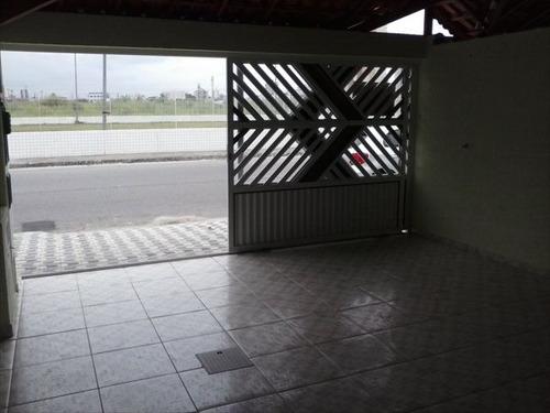 ref.: 2127 - casa em praia grande, no bairro mirim - 2 dormitórios