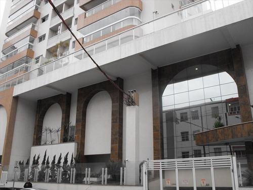 ref.: 2129 - apartamento em praia grande, no bairro boqueirao - 3 dormitórios