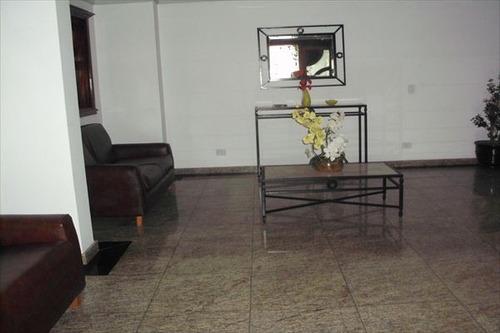 ref.: 2130 - apartamento em praia grande, no bairro guilhermina - 1 dormitórios