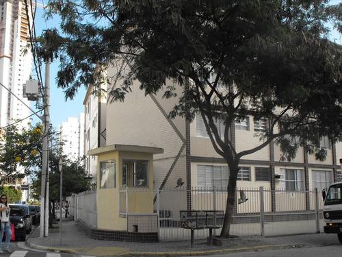 ref.: 2131 - apartamento em praia grande, no bairro boqueirao - 1 dormitórios