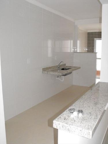 ref.: 2134 - apartamento em praia grande, no bairro canto do forte - 2 dormitórios