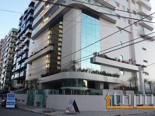 ref.: 2137 - apartamento em praia grande, no bairro canto do forte - 3 dormitórios