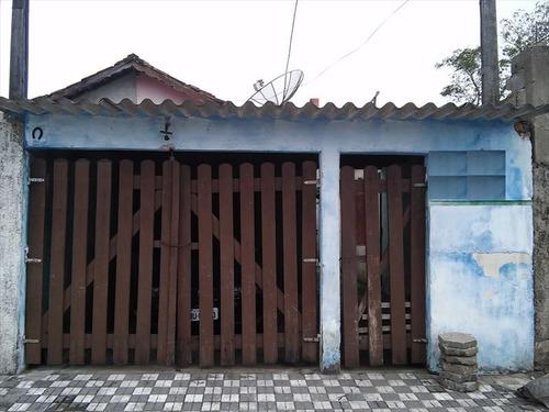 ref.: 213800 - casa em mongagua, no bairro jussara - 1 dormitórios