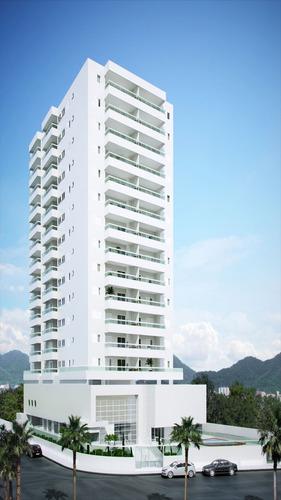 ref.: 2139 - apartamento em praia grande, no bairro florida - 1 dormitórios