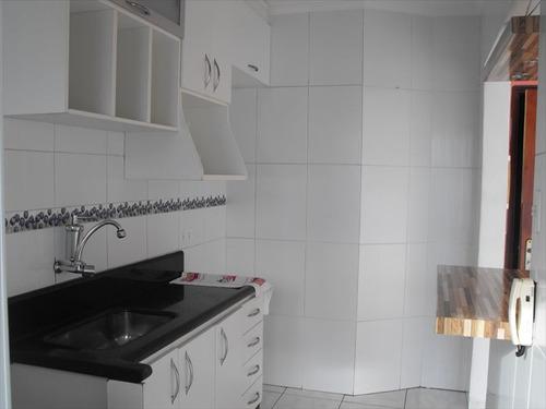ref.: 2141 - apartamento em praia grande, no bairro boqueirao - 1 dormitórios