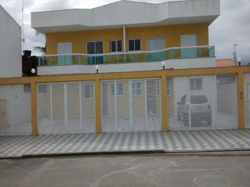 ref.: 214100 - casa condomínio fechado em praia grande, no bairro sitio do campo - 2 dormitórios