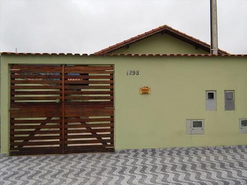 ref.: 214100 - casa em mongagua, no bairro jussara - 2 dormitórios