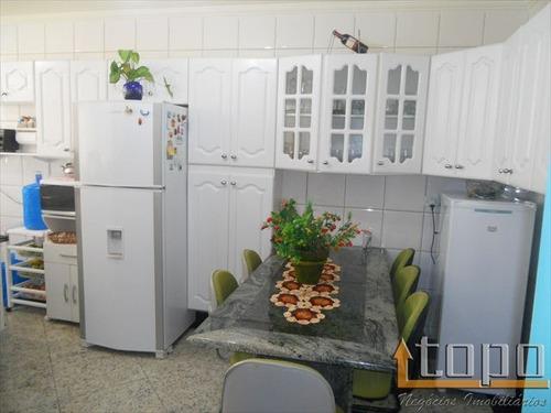 ref.: 2142 - apartamento em praia grande, no bairro boqueirao - 3 dormitórios
