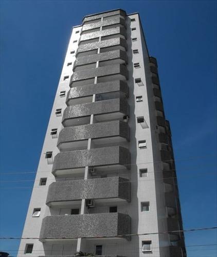 ref.: 2142 - apartamento em praia grande, no bairro canto do forte - 2 dormitórios