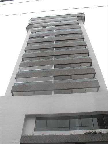 ref.: 2143 - apartamento em praia grande, no bairro boqueirao - 2 dormitórios