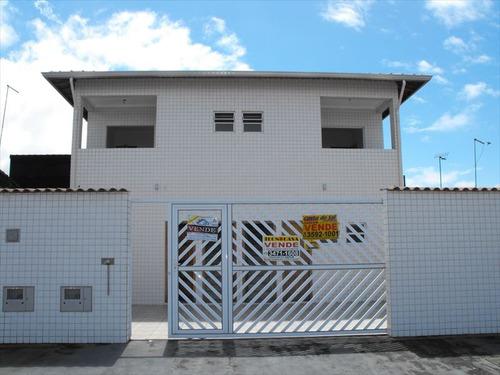 ref.: 2146 - casa em praia grande, no bairro trevo - 2 dormitórios