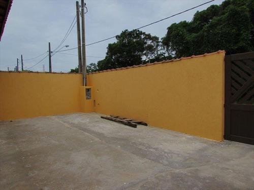 ref.: 215000 - casa em mongagua, no bairro florida mirim - 2 dormitórios
