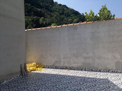 ref.: 215100 - casa em mongagua, no bairro sta eugenia - 2 dormitórios