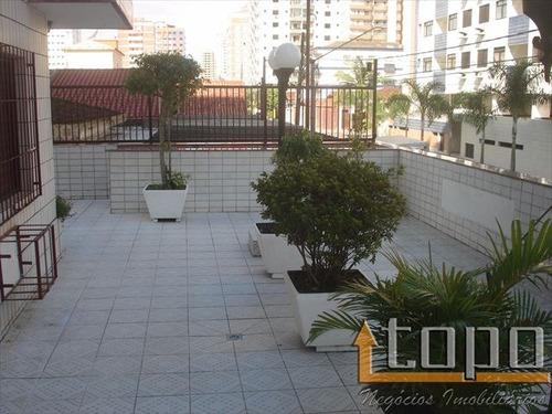 ref.: 2153 - apartamento em praia grande, no bairro tupi - 3 dormitórios