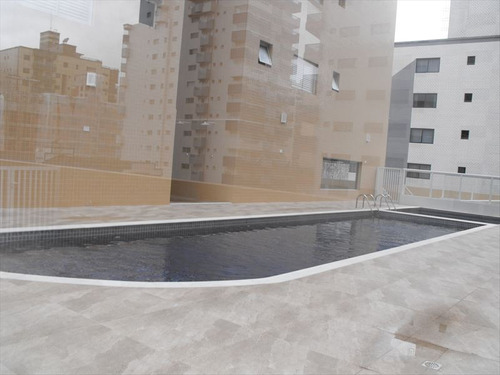 ref.: 2155 - apartamento em praia grande, no bairro canto do forte - 3 dormitórios
