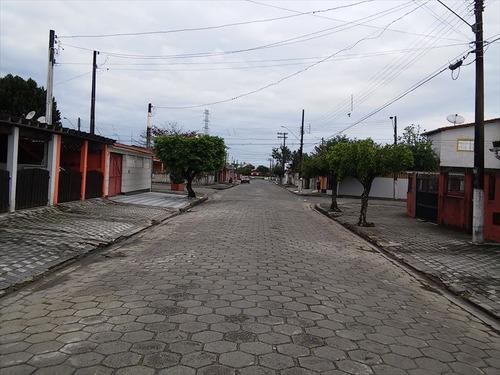 ref.: 215500 - casa em mongagua, no bairro itaoca - 2 dormitórios