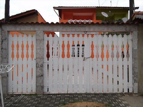 ref.: 215800 - casa em mongagua, no bairro itaoca - 2 dormitórios