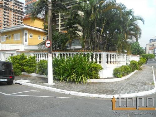 ref.: 2159 - casa em praia grande, no bairro canto do forte - 3 dormitórios