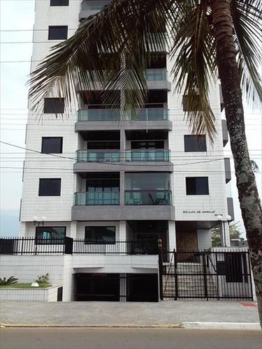ref.: 216 - apartamento em praia grande, no bairro florida - 2 dormitórios