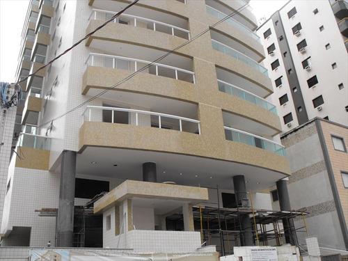 ref.: 2161 - apartamento em praia grande, no bairro guilhermina - 1 dormitórios