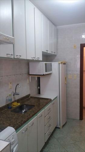 ref.: 2163 - apartamento em praia grande, no bairro canto do forte - 1 dormitórios