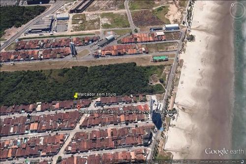 ref.: 2165 - terreno em praia grande, no bairro mirim