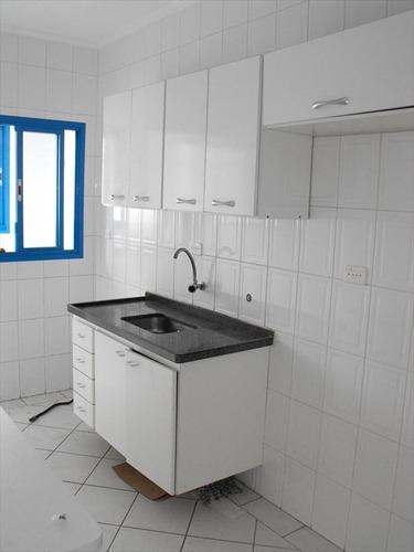 ref.: 2166 - apartamento em praia grande, no bairro canto do forte - 1 dormitórios
