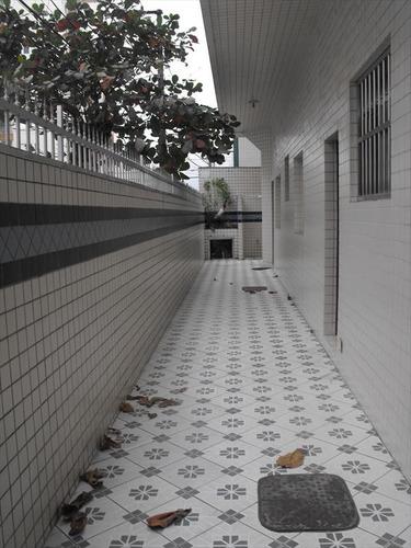 ref.: 2169 - apartamento em praia grande, no bairro boqueirao - 1 dormitórios
