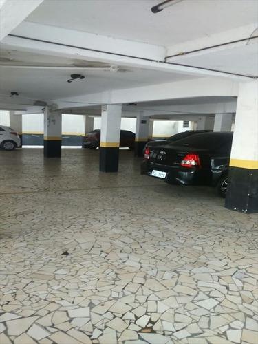 ref.: 2170 - apartamento em praia grande, no bairro boqueirao - 1 dormitórios