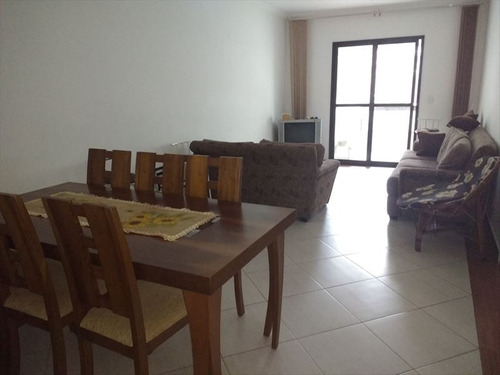 ref.: 2174 - apartamento em praia grande, no bairro canto do forte - 2 dormitórios