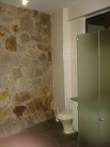 ref.: 217400 - casa condomínio fechado em santos, no bairro santa terezinha - 4 dormitórios