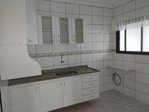 ref.: 2175 - apartamento em praia grande, no bairro canto do forte - 2 dormitórios