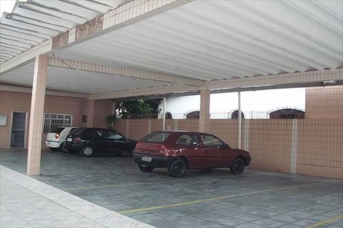 ref.: 2178 - casa condomínio fechado em praia grande, no bairro canto do forte - 2 dormitórios