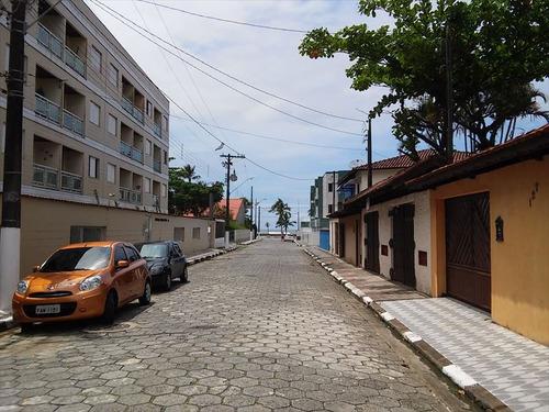 ref.: 217800 - apartamento em mongagua, no bairro vila atlantica - 2 dormitórios