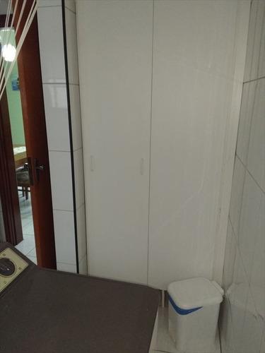 ref.: 2181 - apartamento em praia grande, no bairro guilhermina - 2 dormitórios