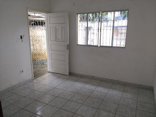ref.: 2185 - casa em praia grande, no bairro boqueirao - 2 dormitórios