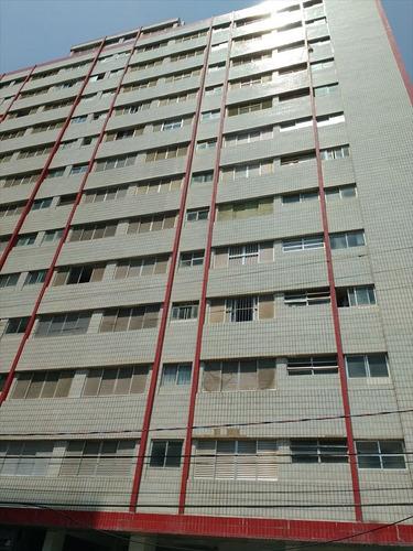 ref.: 2191 - apartamento em praia grande, no bairro tupi - 1 dormitórios