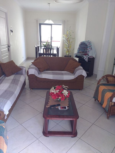 ref.: 2193 - apartamento em praia grande, no bairro guilhermina - 3 dormitórios