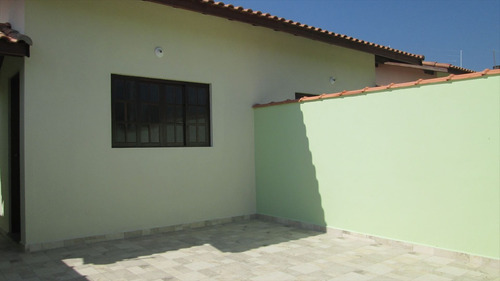 ref.: 2200 - casa em itanhaém, no bairro nova itanhaém - 1 dormitórios